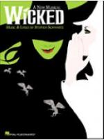 Wicked: A New Musical - Piano / Vocal Selections Sheet Music