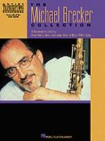 The Michael Brecker Collection Sheet Music