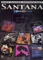 Santana: Easy Guitar Anthology - Twenty Greatest Hits Sheet Music