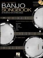 The Ultimate Banjo Songbook Sheet Music