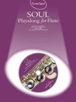 Guest Spot: Soul Playalong For Flute Sheet Music