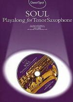 Guest Spot: Soul Playalong For Tenor Saxophone Sheet Music