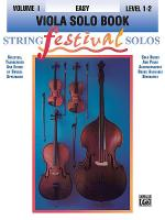String Festival Solos, Volume 1 Sheet Music