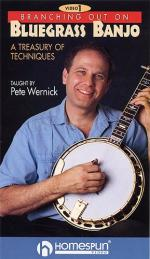 Pete Wernick: Branching Out On Bluegrass Banjo 1 A Treasury Of Techniques Sheet Music