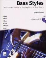 Stuart Clayton: Bass Styles Sheet Music