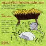 jesus@bethlehemstable.com (CD) Sheet Music