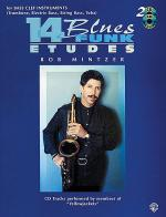 14 Blues & Funk Etudes Sheet Music