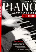 Rockschool Popular Piano And Keyboards - Grade 5 Sheet Music