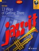 13 Ways Of Getting There Sheet Music