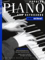 Rockschool Popular Piano And Keyboards - Grade 6 Sheet Music