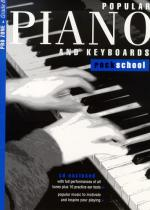 Rockschool Popular Piano And Keyboards - Grade 8 Sheet Music