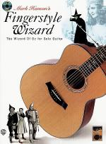 Fingerstyle Wizard The Wizard of Oz - Solo Guitar (Book & CD) Sheet Music