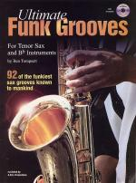 Ben Tompsett: Ultimate Funk Grooves For B Flat Saxophone Sheet Music