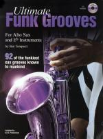 Ben Tompsett: Ultimate Funk Grooves For E Flat Saxophone Sheet Music