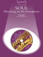 Guest Spot: Soul Playalong For Alto Saxophone Sheet Music
