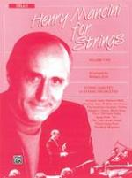 Henry Mancini for Strings - Volume 2 (Cello) Sheet Music