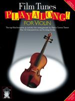 Applause: Film Tunes Playalong For Violin Sheet Music