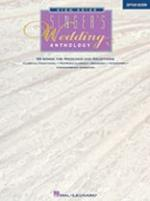 Singer's Wedding Anthology - Revised Edition Sheet Music