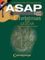 ASAP Christmas for Guitar - Softcover with CD Sheet Music