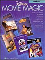Disney Movie Magic - Alto Saxophone Sheet Music