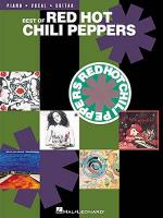 Best Of The Red Hot Chili Peppers Sheet Music