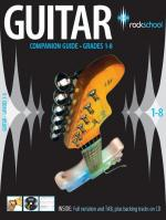 Rockschool Companion Guide - Guitar Sheet Music