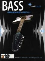 Rockschool Companion Guide - Bass Guitar Sheet Music