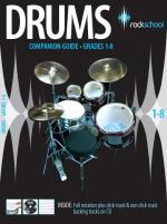 Rockschool Companion Guide - Drums Sheet Music