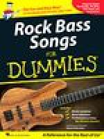 Rock Bass Songs for Dummies Sheet Music