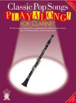 Applause: Classic Pop Songs Playalong For Clarinet Sheet Music