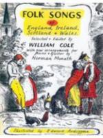 Folk Songs of England, Ireland, Scotland & Wales Sheet Music