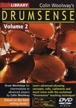 Lick Library: Colin Woolway's Drumsense - Volume 2 Sheet Music