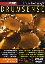 Lick Library: Colin Woolway's Drumsense - Volume 1 Sheet Music
