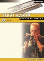 Steve Baker: Blues Harmonica Playalong Volume 1 Sheet Music
