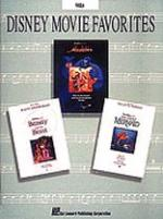Disney Movie Favorites Sheet Music
