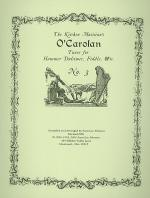 O'Carolan Tunes Sheet Music