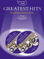 Guest Spot: Greatest Hits Playalong Duets For Flute Sheet Music