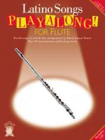 Applause: Latino Songs Playalong For Flute Sheet Music