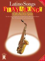 Applause: Latino Songs Playalong For Alto Sax Sheet Music