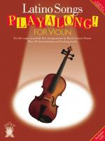 Applause: Latino Songs Playalong For Violin Sheet Music