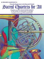 Sacred Quartets for All (From the Renaissance to the Romantic Periods) Sheet Music