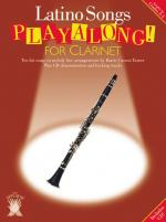 Applause: Latino Songs Playalong For Clarinet Sheet Music