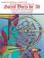 Saced Duets For All (Trombone/Baritone T.C.) Sheet Music