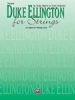 Duke Ellington For Strings Sheet Music
