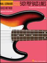 Even More Easy Pop Bass Lines Sheet Music