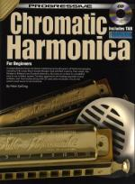 Progressive Chromatic Harmonica For Beginners Sheet Music