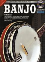 Progressive Banjo For Beginners Sheet Music