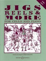Jigs, Reels And More (Cello Part) Sheet Music