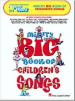 E-Z Play Today #354:  Mighty Big Book of Children's Songs Sheet Music