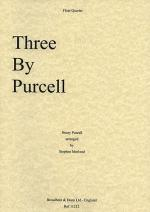 Three By Purcell Sheet Music